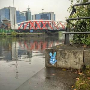 Bridgewater Canal, Pamona | The Urban Wanderer | Sarah Irving | Manchester