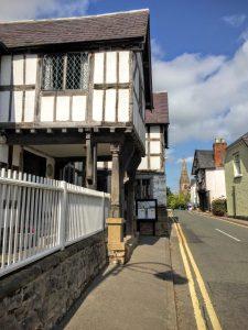 Nantclwyd y Dre, Ruthin, North Wales | Sarah Irving | The Urban Wanderer