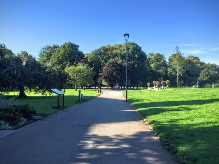 Alexandra Park, Moss Side, Manchester | The Urban Wanderer | Sarah Irving