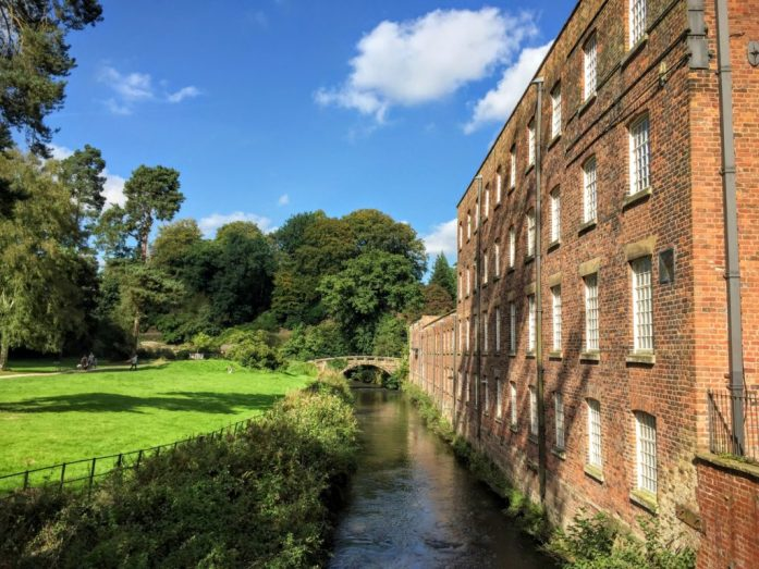 Quarry Bank Mill, Cheshire   The Urban Wanderer   Sarah Irving