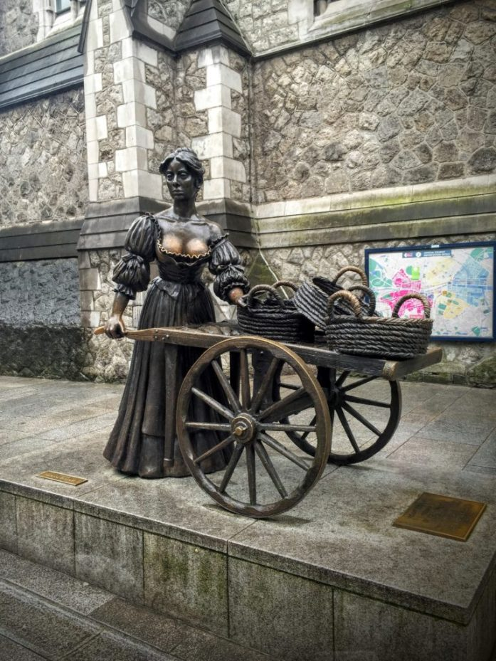 Dublin by foot - A free walking tour   The Urban Wanderer   Sarah Irving