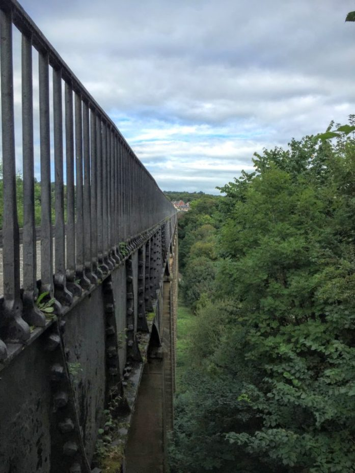 Llangollen and the Pontcysyllte Aqueduct | North Wales | Sarah Irving | The Urban Wanderer