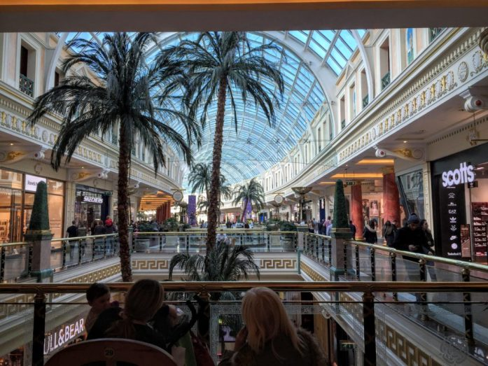 Walking to the Trafford Centre | Manchester | Urban Wandering | The Urban Wanderer | Sarah Irving