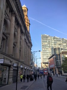 Frosty Morning in Manchester | Get Outside | The Urban Wanderer | Sarah Irving | Manchester