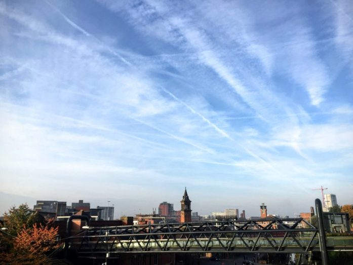 The Urban Wanderer Weekly Photowalk Challenge #7 Views | Get Outside | Photography Challenge | Explore your area | Sarah Irving The Urban Wanderer | Manchester Blogger Outdoor Blogger | #TUWPhotowalk #lookup #lookupmcr