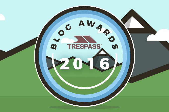 The Urban Wanderer is shortlisted for the Trespass Blog Award and I need your votes, please!