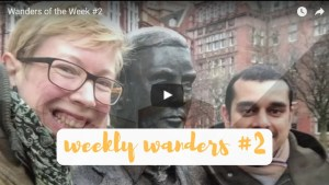 The Urban Wanderer   Wanders of the week Compilation   #2   Sarah Irving   Get Outside