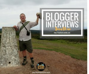 Interview: In Which I Jonathan | The Urban Wanderer | Sarah Irving | Under 1 Hour from manchester | Places to visit near Manchester | Outdoor Blogger | Manchester Blogger