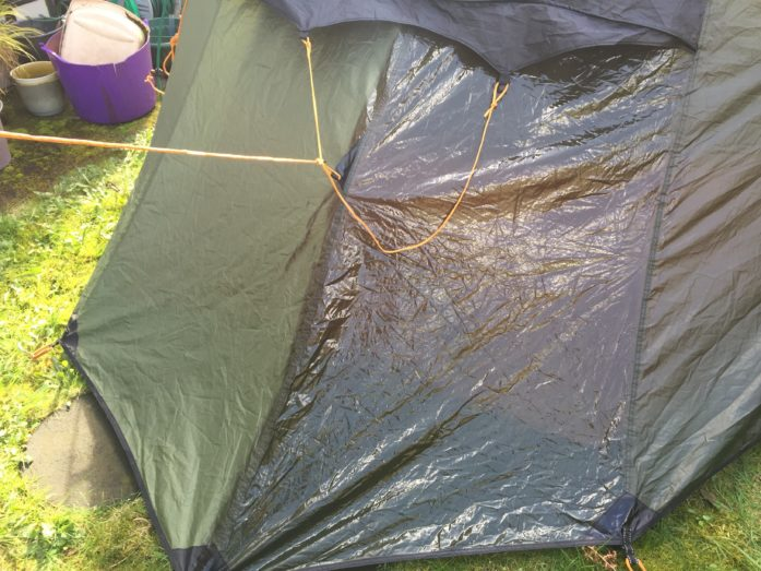 IMG_3200 (1) & How to reproof your tent with Grangers Fabsil - The Urban Wanderer