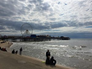 A DAY HOLIDAY TO BLACKPOOL | North West UK | The Urban Wanderer | Sarah Irving | Under 2 Hours from manchester | Places t visit near Manchester | Outdoor Blogger | Manchester Blogger