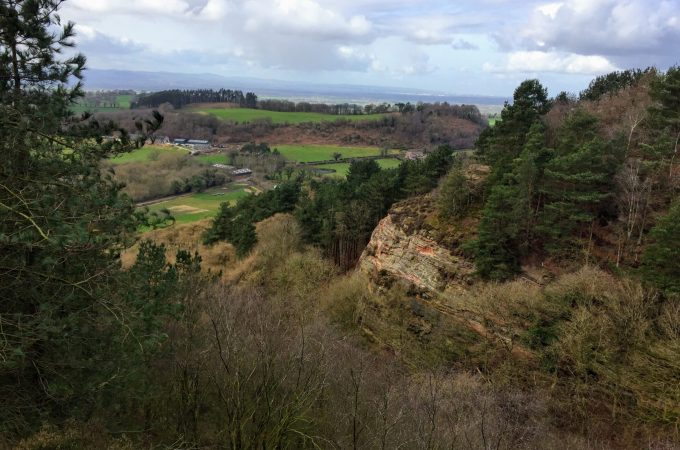Cheshire Sandstone Trail