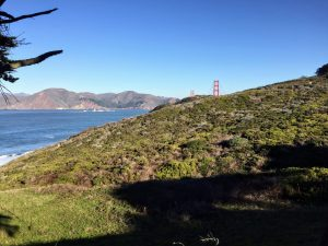Hiking to the Golden Gate Bridge   San Francisco   California   Hiking Trails USA   The Urban Wanderer   Sarah Irving   USA Travel   Outdoor Blogger   Travel Blogger   Manchester Blogger