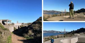Hiking to the Golden Gate Bridge | San Francisco | California | Hiking Trails USA | The Urban Wanderer | Sarah Irving | USA Travel | Outdoor Blogger | Travel Blogger | Manchester Blogger