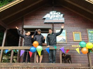 Birthday Celebrations at Go Ape Buxton   Go Ape Buxton   10th Birthday Go Ape   Buxton   Derbyshire   Under 2 hours from Manchester   The Urban Wanderer   Sarah Irving   Europe   Outdoor Blogger   Travel Blogger   Manchester Blogger