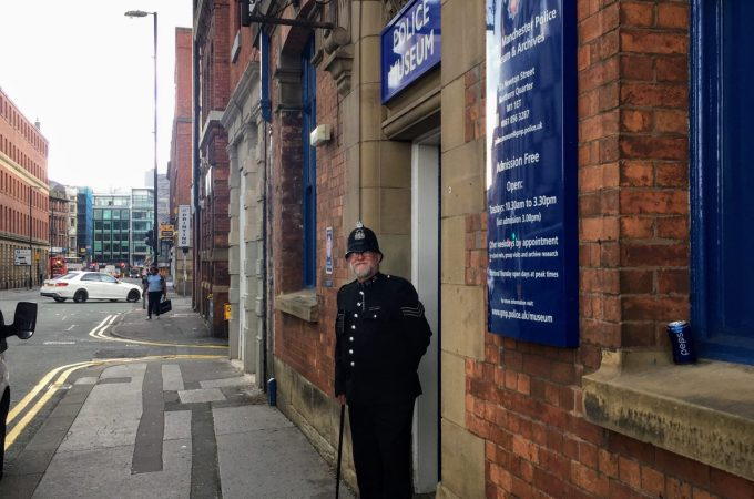 Visiting the Greater Manchester Police Museum