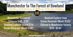A day out to Forest of Bowland by public transport  Forest of Bowland   Northern Rail   Northern   Lancashire   Clitheroe   Under 3 hours from Manchester   The Urban Wanderer   Sarah Irving   Europe   Outdoor Blogger   Travel Blogger   Manchester Blogger