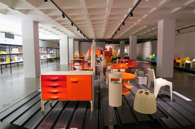 Brussels   The Plasticarium at Art + Design Atomium Design Museum