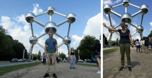 The Atomium | Brussels | Belgium | Visit Brussels | The Urban Wanderer | Sarah Irving | Europe | Outdoor Blogger | Travel Blogger | Manchester Blogger
