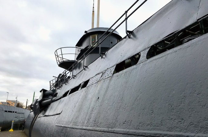 Stories & History at the U-Boat Story