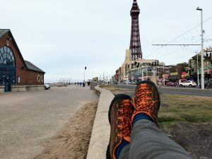 Blackpool Northern Rail Trail | | The Urban Wanderer | Sarah Irving | UK | Outdoor Blogger | Travel Blogger | Manchester Blogger | Days out from Manchester by train