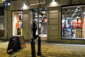 Patagonia Manchester Launch Party   The Urban Wanderer   Sarah Irving   UK   Outdoor Blogger   Travel Blogger   Manchester Blogger