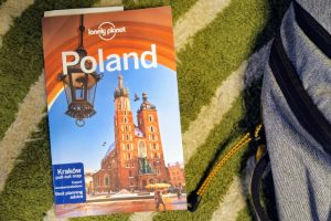 Currently loving Lonely Planet Poland Travel Book