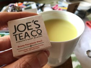 Currently Loving Joe's Tea Co tea