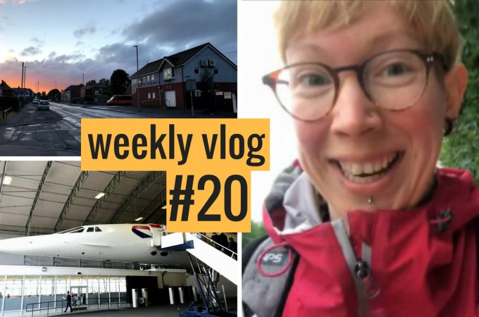 Up for 20 hours, Concorde tour & Villages | TUW Weekly Vlog 20