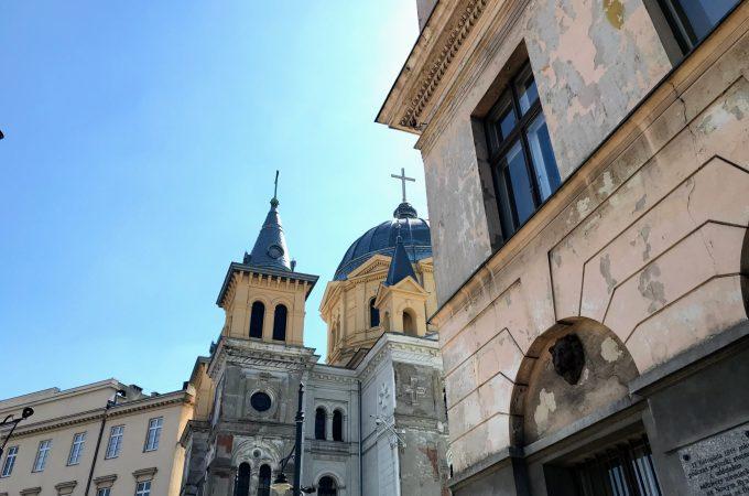 First Impressions of Łódź, Poland
