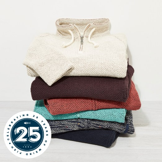 Weird Fish clothing proud to celebrate 25th anniversary