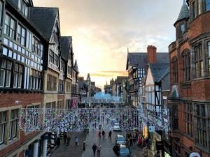 Walking Chester Millennium Festival Trail | The Urban Wanderer | Sarah Irving | UK | Outdoor Blogger | Travel Blogger | Manchester Blogger