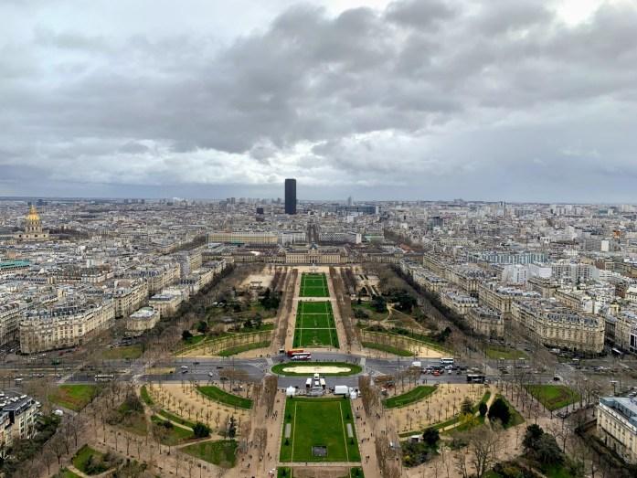 roads in paris