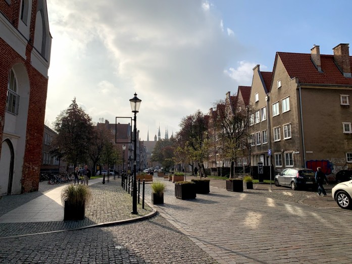 First Impressions of Gdansk 1