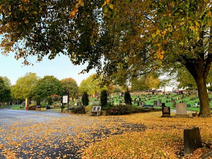 Philips Park Cemetery 1