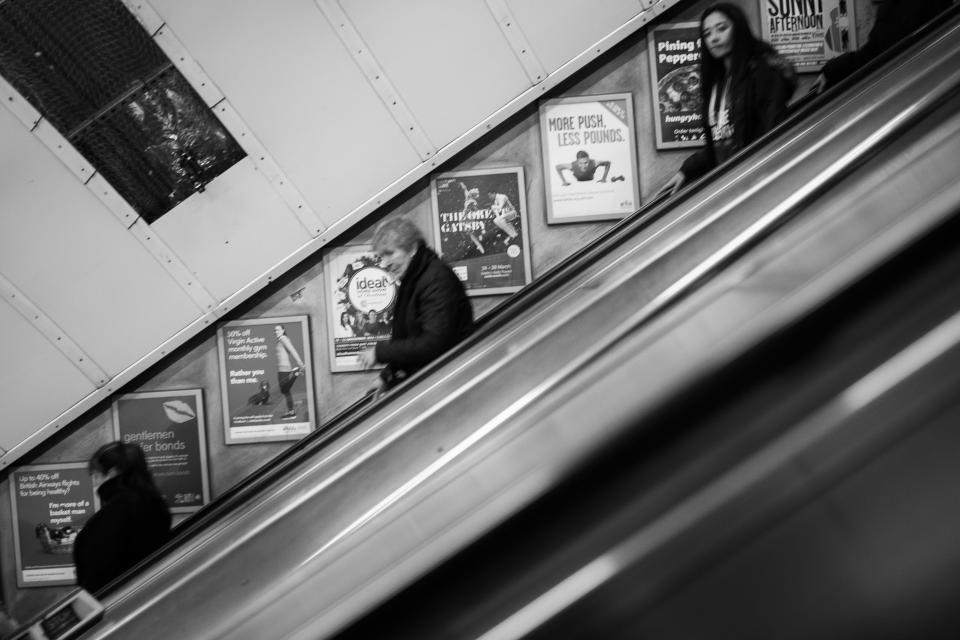 london underground halloween 2016 stories