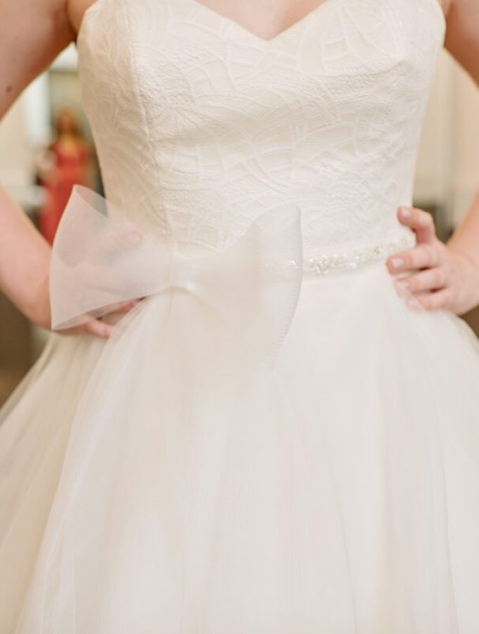 All About My Wedding Gown