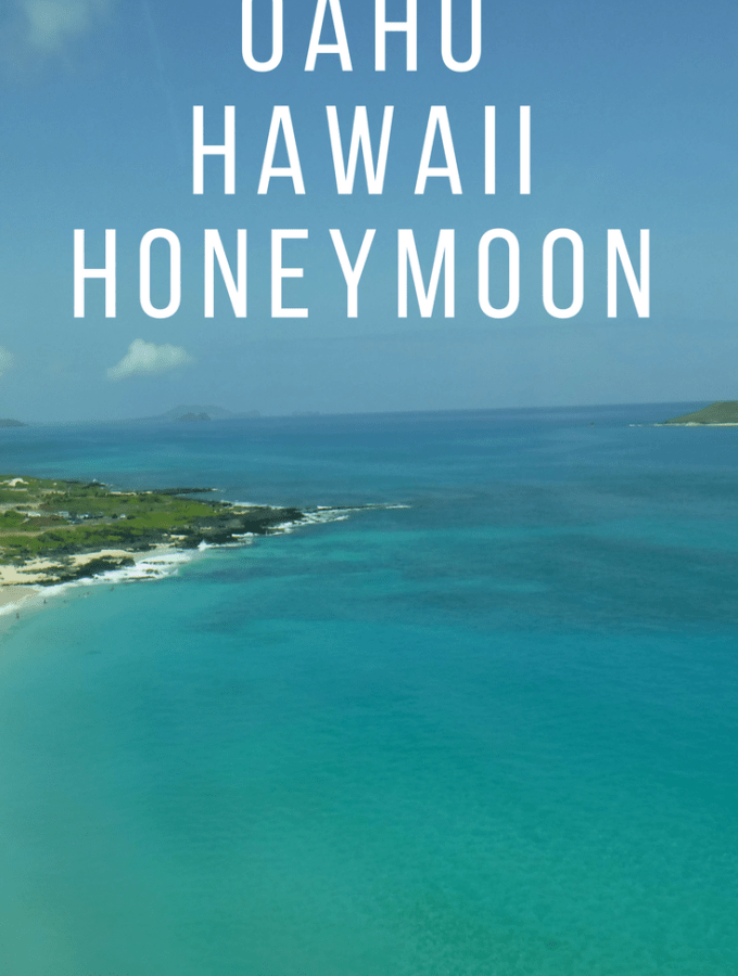 Oahu Hawaii Honeymoon
