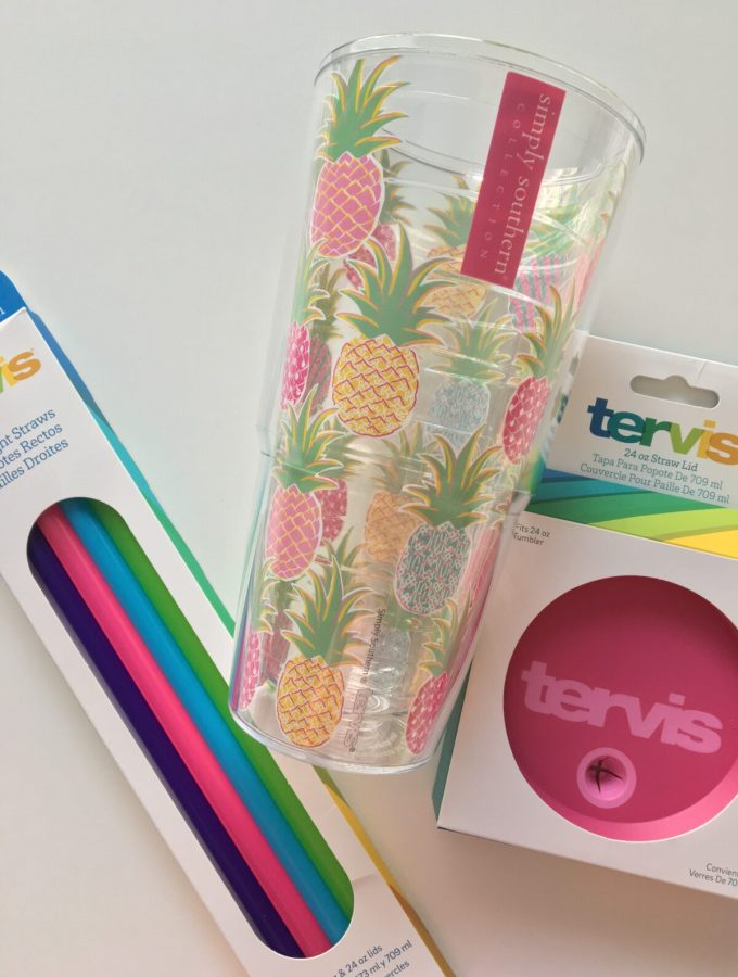 Summer Mocktails with Tervis