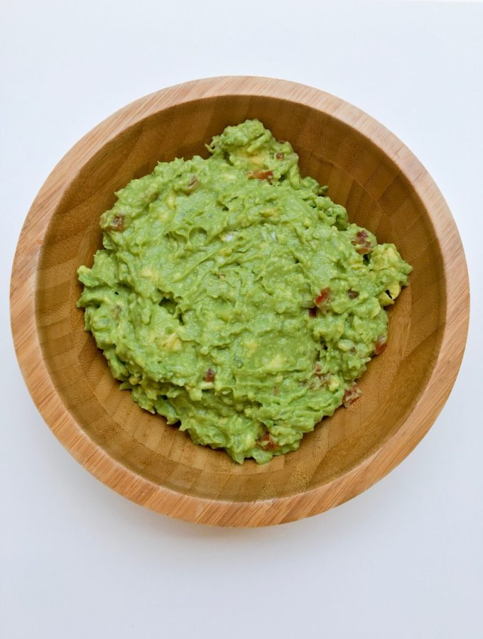Flavorful Homemade Guacamole by The Urben Life Blog