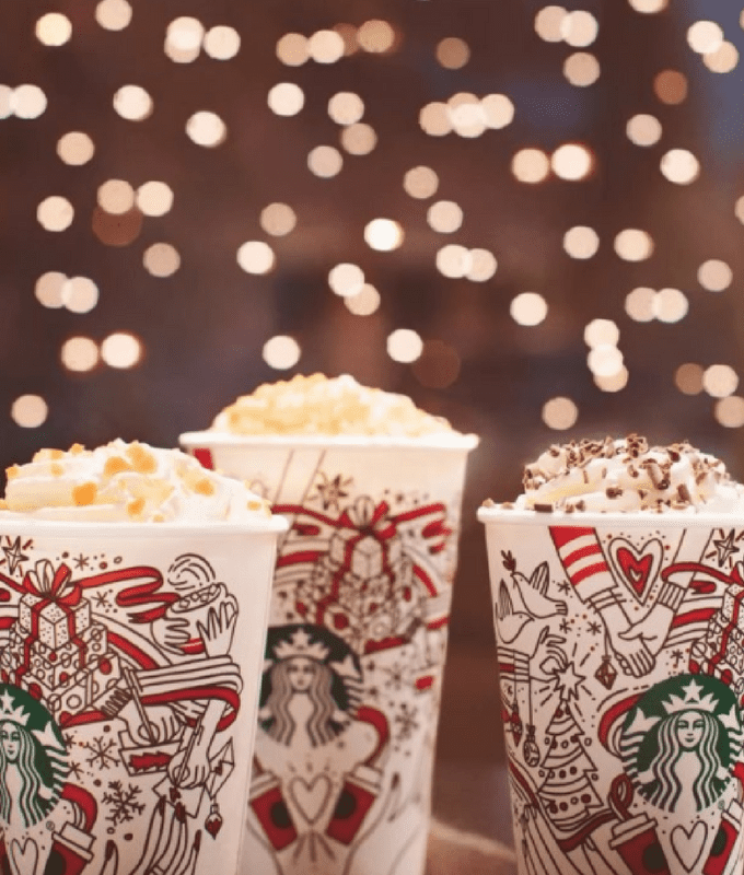 How To Order Vegan at Starbucks This Holiday Season