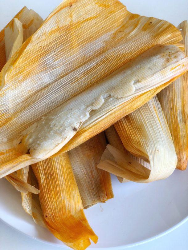 Easy Instant Pot Tamales The Urben Life
