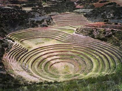 Peru - The terraces of Moray