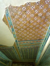 Ceiling, Scribes Tomb