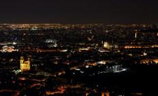 View from Tour Montparnasse, Paris