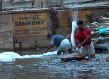 Life on the Ghats, Varanasi