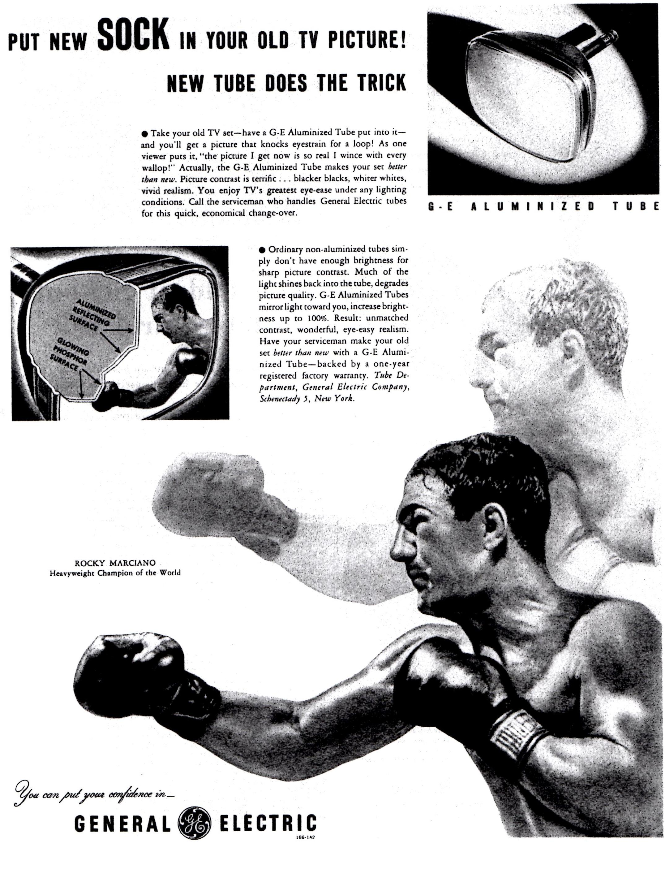 Great Fighters In Advertisements And Personal Appearances