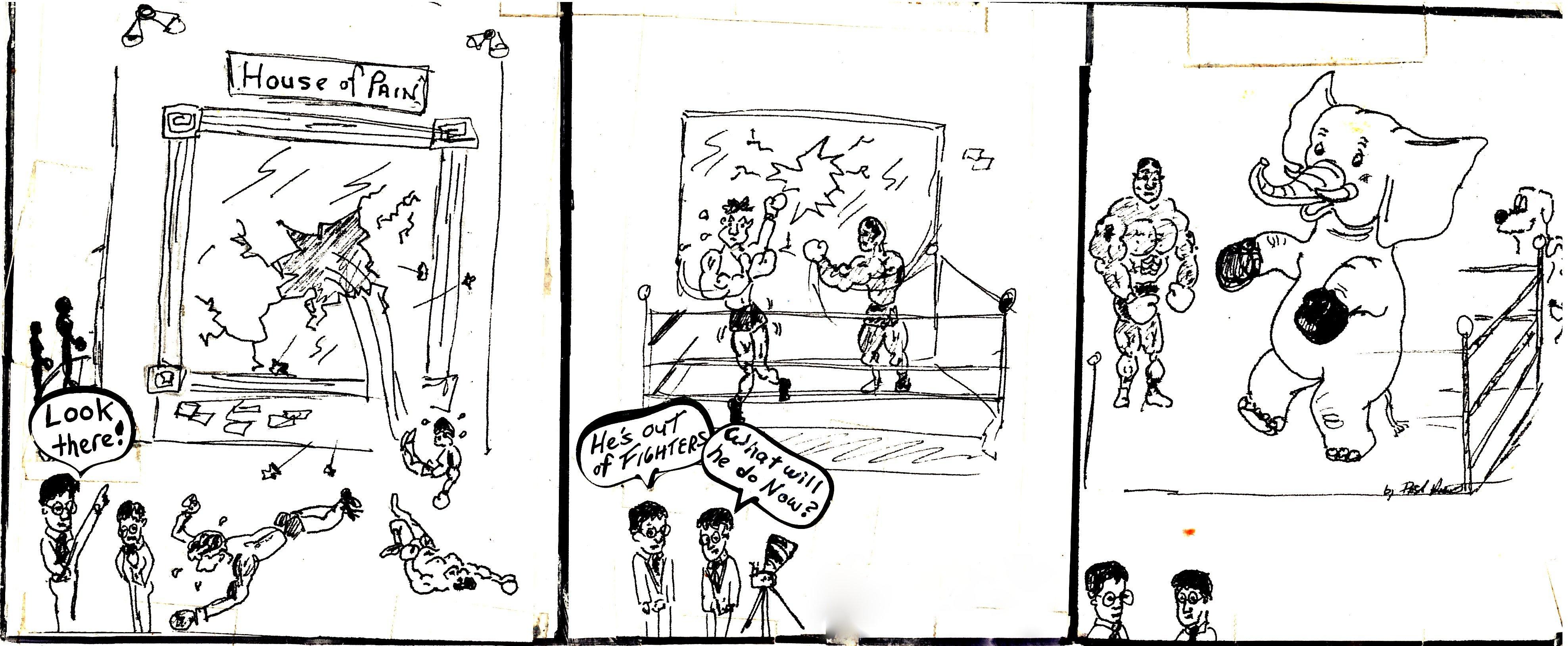 Boxing News Comics And Drawings The Usa Boxing News