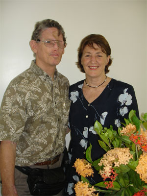 Doug and Bev Croot
