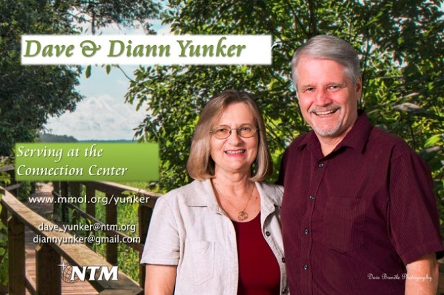 Dave and Diann Yunker
