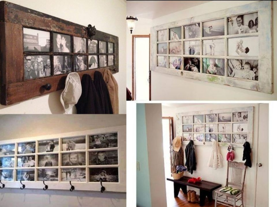 photo frames with doors